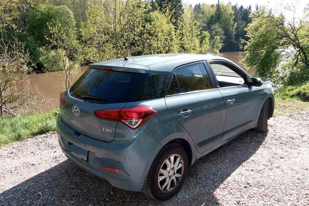 Hyundai i20 GO!